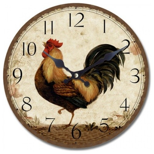 Rooster Time